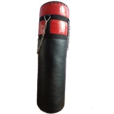 Hình ảnh Bao cát đấm boxing GHFITNESS 100cm (Đen đỏ)