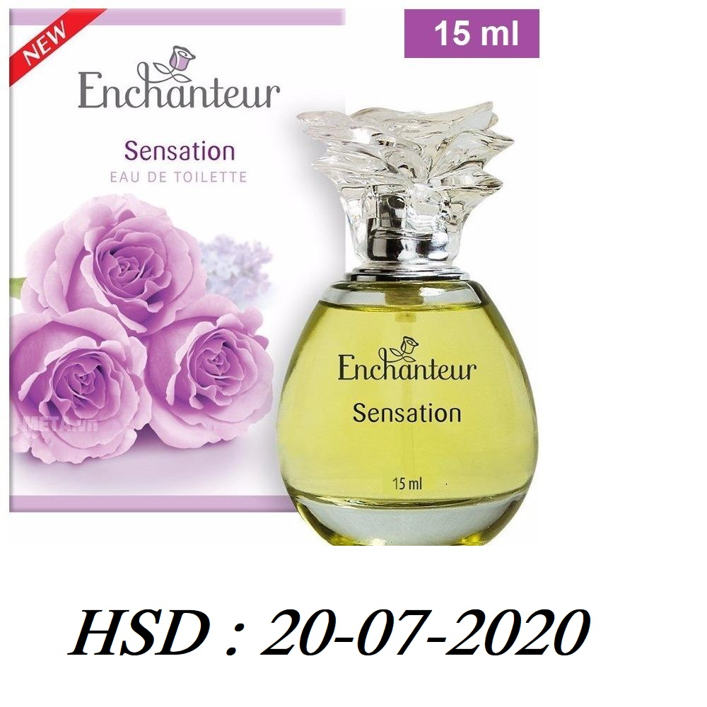 Enchanteur - Nước hoa cao cấp 15 ml - Sensation