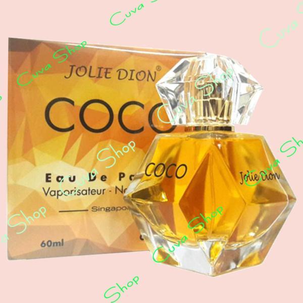 Nước hoa nữ Jolie Dion Coco Eau de parfum 60ml