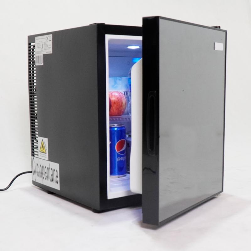 Tủ mát - Minibar, Tủ bảo quản mỹ phẩm, Cánh gương, Model: BCH-36B2, thương hiệu Homesun, Thể tích 36L