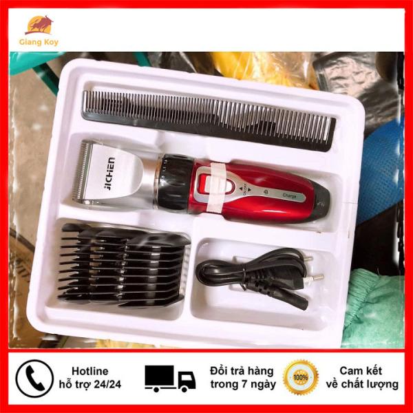 Bảng giá Tông đơ 4 chức năng chống nước cắt tóc trẻ em - tạo mẫu tóc phái mạnh JC8017 CHÍNH HÃNG Điện máy Pico