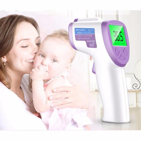 Nhiệt Kế Hồng Ngoại Đa Chức Năng Infrared Thermometer FI01 Cho Kết Quả Chính Xác Trong 1s, Thiết Kế Nhỏ Gọn Tinh Tế