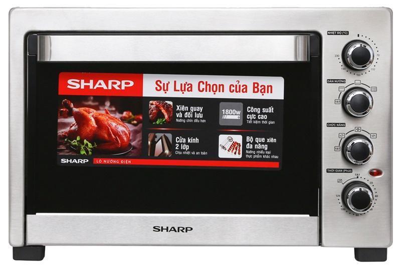 Bảng giá Lò nướng Sharp EO-A384RCSV-ST 32 lít Điện máy Pico