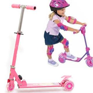 Xe trượt Scooter - xe scooter bánh xe có đèn, xe trượt cho bé [ Ngẫu nhiên ] thumbnail