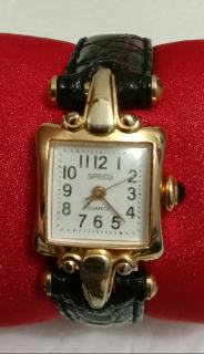 Đồng hồ Nữ J-AXIS 22mm Mặt vuông, dây da thumbnail