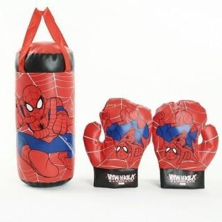 Đồ Chơi Trẻ Em Bao bố tập boxxing tặng kèm găng tay cho bé, đồ chơi trẻ em an toàn và bền bỉ ( SIZE Trung) thumbnail