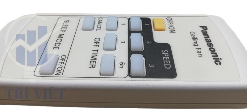 Remote Quạt Panasonic 4 Cánh - Điều khiển từ xa cho máy quạt trần Panasonic