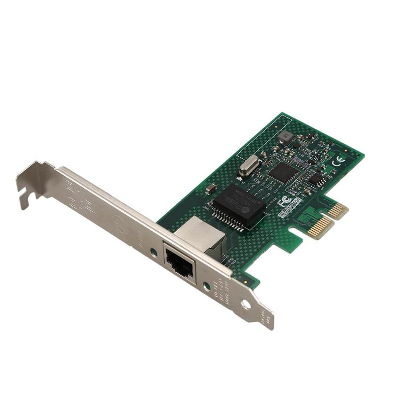 Giá Network Card For Intel Pcie X1 Intel I210 Gbe Network Card Rj-45 Ethernet Network Card Adapter Controller Nic 10/100/1000Mbps