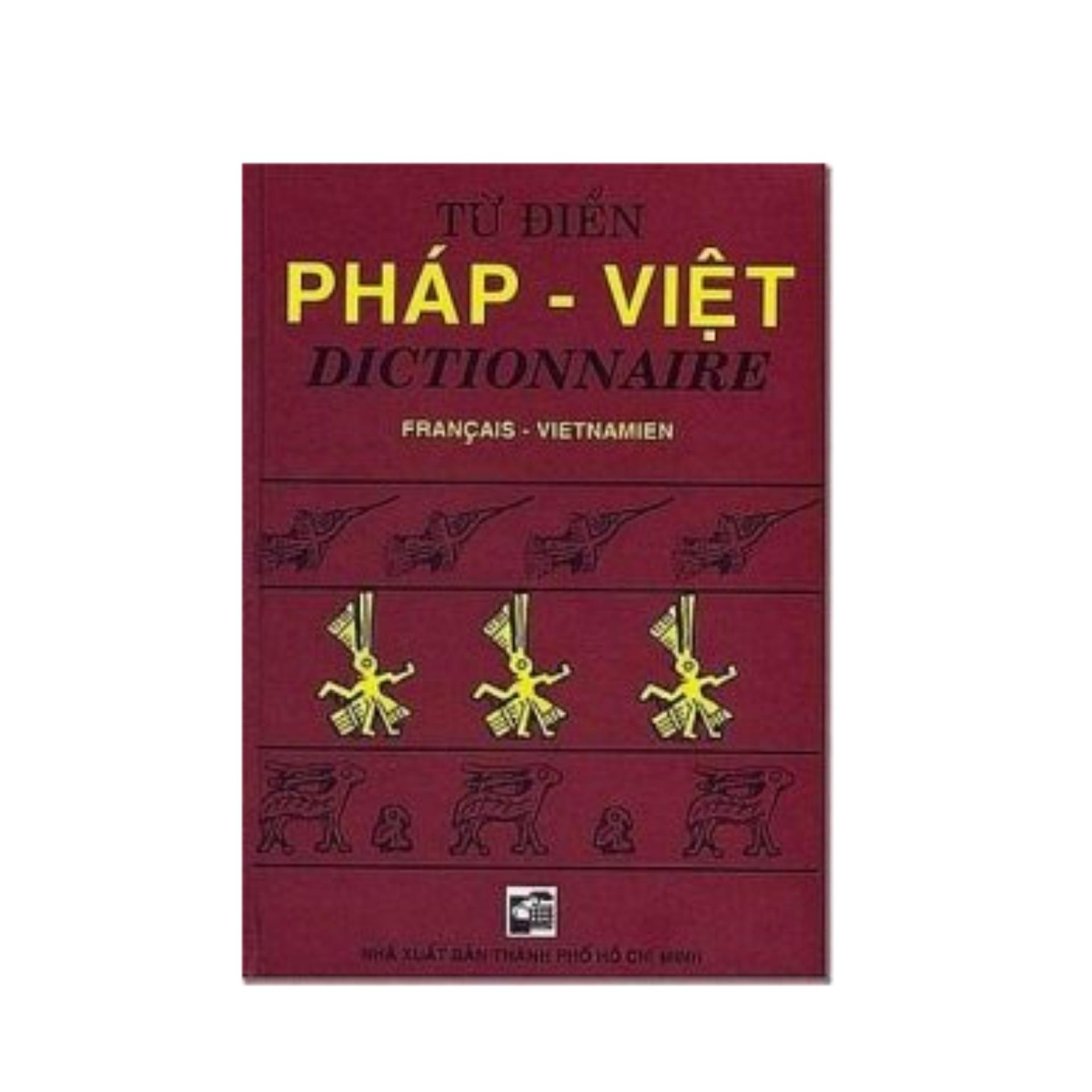 Mua Từ Điển Pháp – Việt Dictionnaire