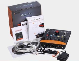[HCM]sound card âm thanh chuyên nghiệp Icon Upod Pro thumbnail