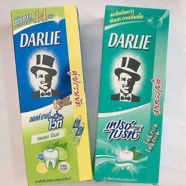 Kem đánh răng Darlie 280g Thái Lan nhập khẩu