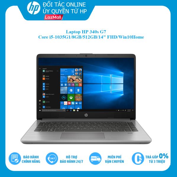 Bảng giá [VOUCHER 3 TRIỆU - 6/6 - 10/6] Laptop HP 340S G7 36A35PA (Core i5-1035G1 | 8GB | 512GB | Intel UHD | 14.0 inch FHD | Win 10 | Xám) Phong Vũ