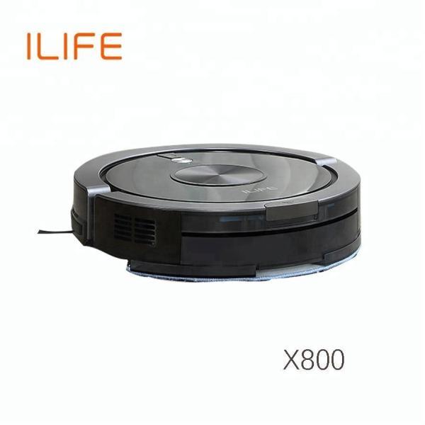 Rpbot Hút Bụi Lau Nhà Thông Minh Định Vị Camera Robot hút bụi lau nhà iLife X800