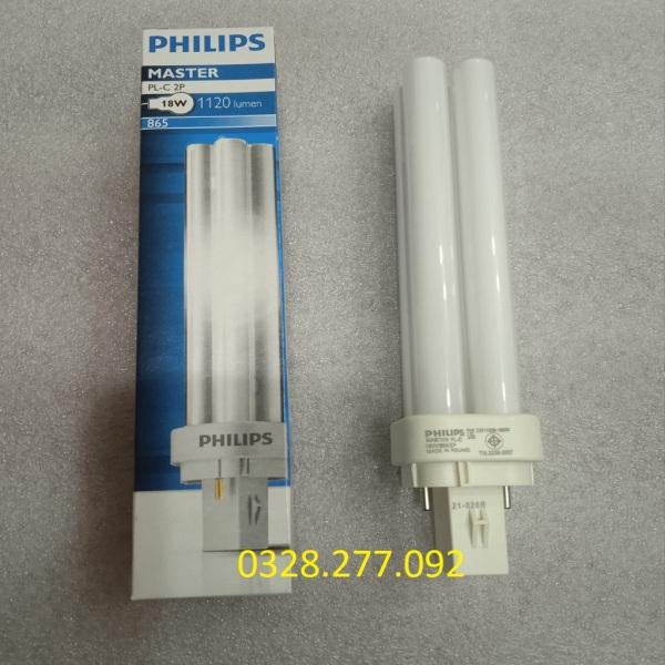 Bóng đèn compact Philips Master PL-C 2P 18W