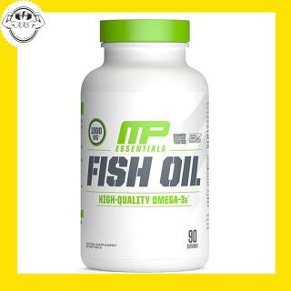 FISH OIL - MUSCLE PHARM - FISH OIL thumbnail