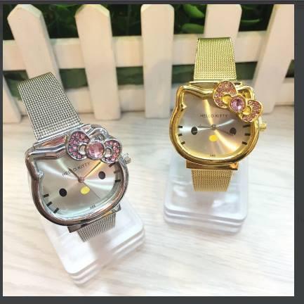 Đồng hồ siêu dễ thương cho bé gái từ 5 đến 10 tuổi bán chạy