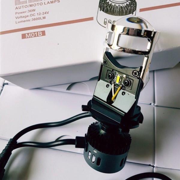 Led bi cầu Mini Mo1b