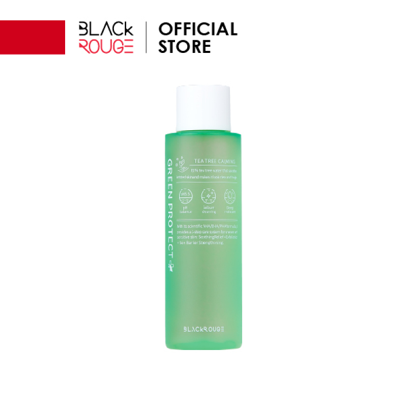 Nước hoa hồng Black Rouge Green Protect Toner 150ml