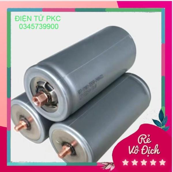 Bảng giá PIN SẠC , PIN LITHIUM 32650 6000MAH xả cao ,dòng điện ổn định , hàn sẵn đầu vít