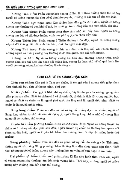 Mua Fahasa - Tìm Hiểu Nhân Tướng Học Theo Kinh Dịch