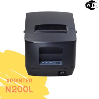 Máy in hóa đơn Xprinter XP N200L Wifi Dùng Cho Máy Tính, Laptop và Điện thoại thumbnail