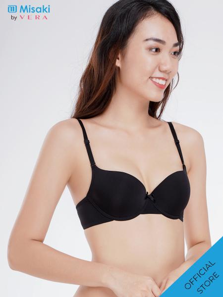 Nơi bán Áo ngực Misaki mút mỏng thoáng khí dáng trơn basic - 9327