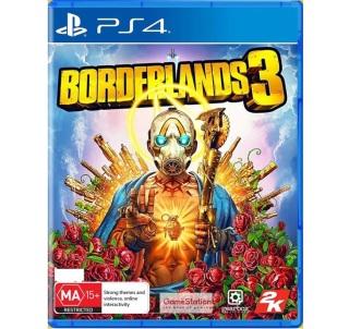 Đĩa game Borderlands 3 PS4 thumbnail