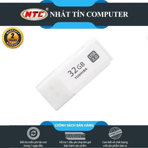 Bảng giá USB 3.0 Toshiba Hayabusa U301 32GB (Trắng) - Nhất Tín Computer Phong Vũ