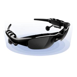 Tai nghe thông minh Wang Hung nhiều chức năng không dây mắt kiếng phân cực mắt râm kèm tai nghe nhét tai thumbnail