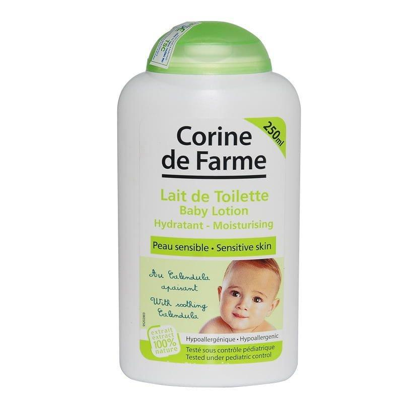 Corine De Farme Dưỡng Da Cho Bé Baby Lotion 250ml Đang Có Ưu Đãi