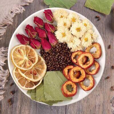Gói Detox hoa quả sấy giúp giảm cân, thanh lọc cơ thể hiệu quả, detox giam can hieu qua