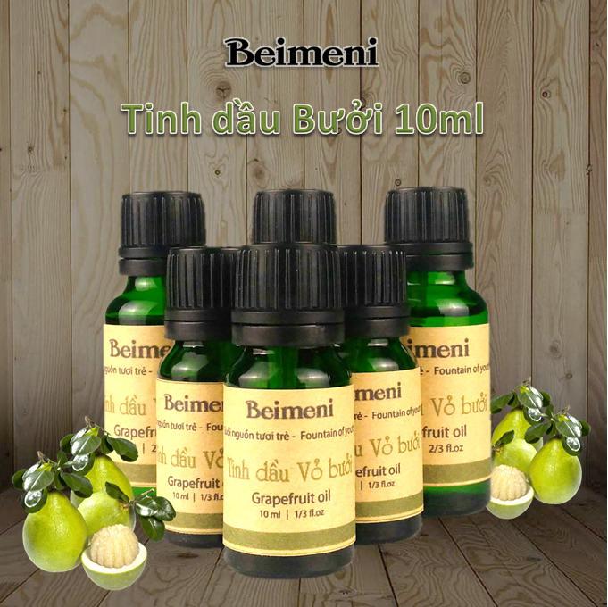 Tinh dầu VỎ BƯỞI Beimeni (100% thiên nhiên)