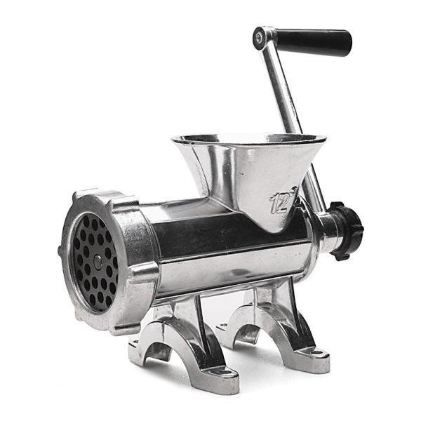 Máy xay thịt quay tay chất liệu inox cao cấp không gỉ - máy xay thịt bằng tay đa năng