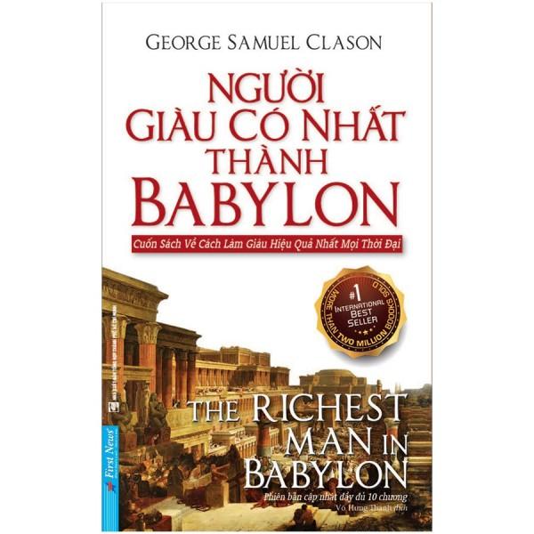 Sách Người Giàu Có  Thành Babylon