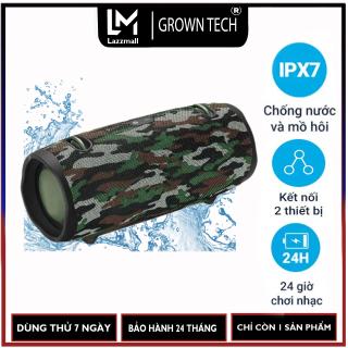 Loa bluetooth, loa di động không dây blutooth Grown Tech XTREME 2, chống nước âm thanh vang đời 2021 thumbnail