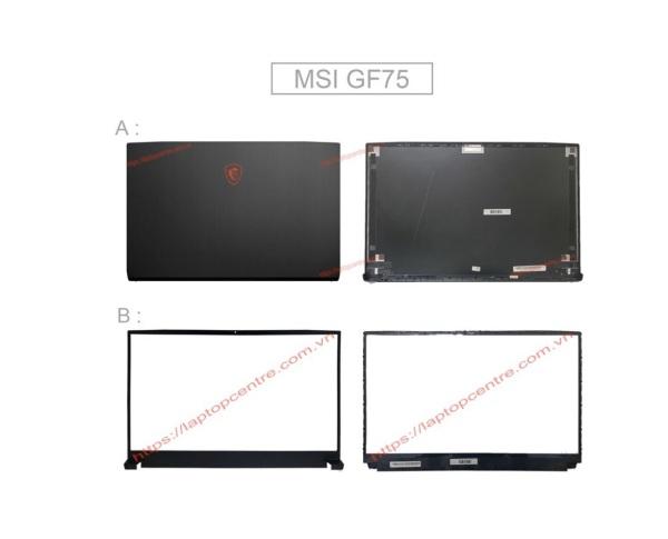 Bảng giá VỎ LAPTOP MSI GF75 MS-17F5 Thin chính hãng mặt A B C D Phong Vũ