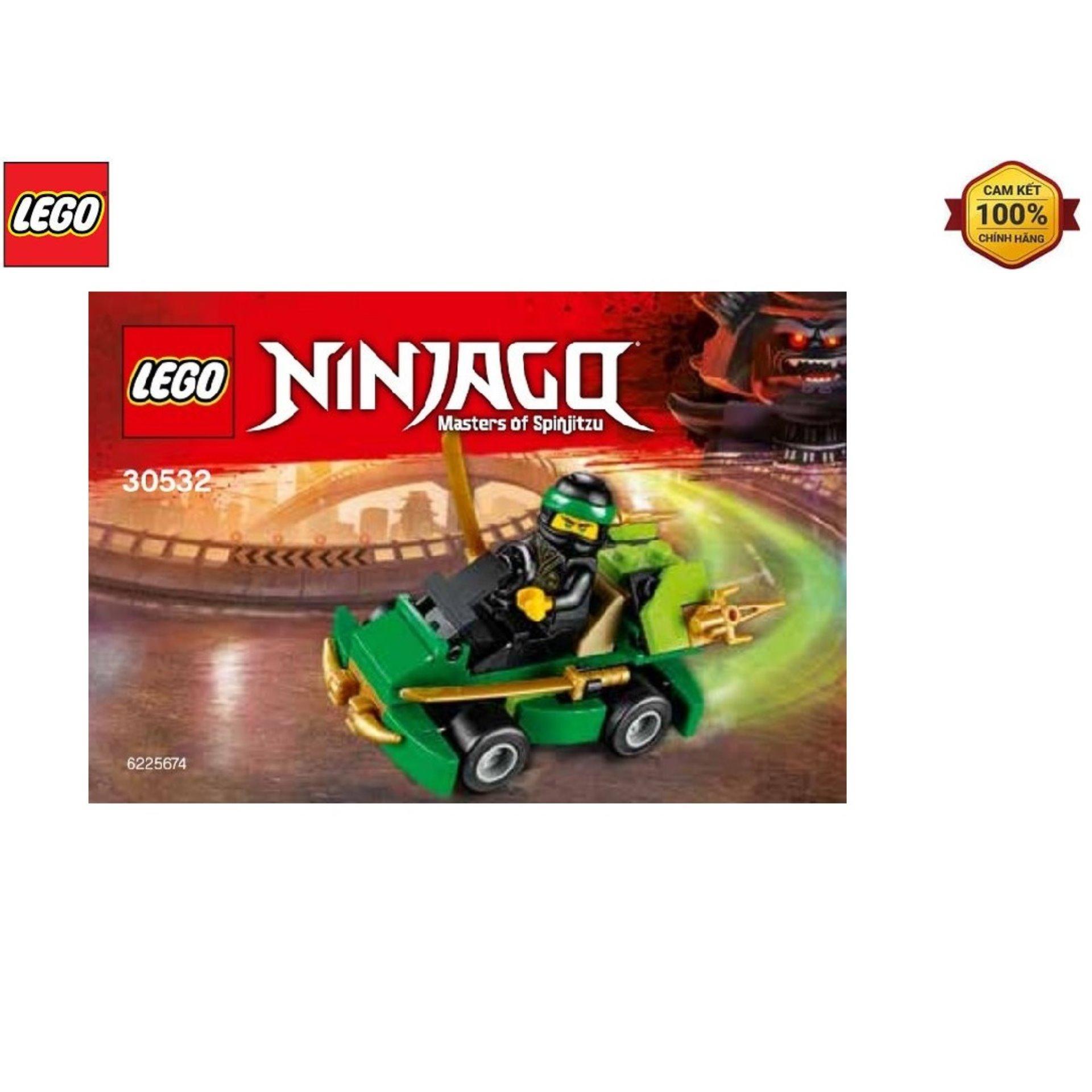 Giá Cực Sốc Khi Mua Bộ Lắp Ráp LEGO Xe Chiến Đấu Của Lloyd