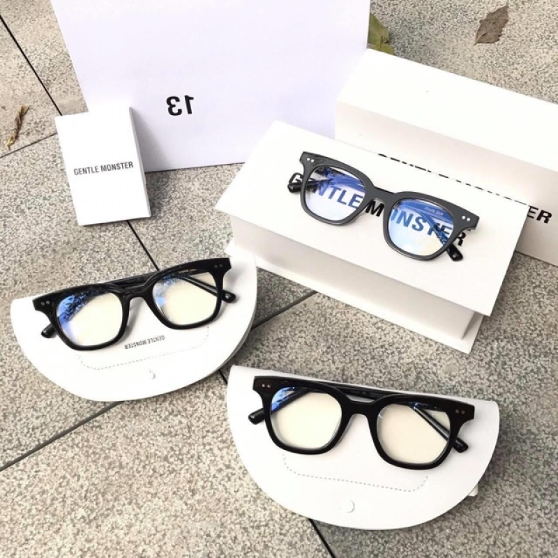 Giá bán Gọng kính cận vuông GM Southside siêu cấp, tặng kèm hộp hãng - Tiệm kính Candy