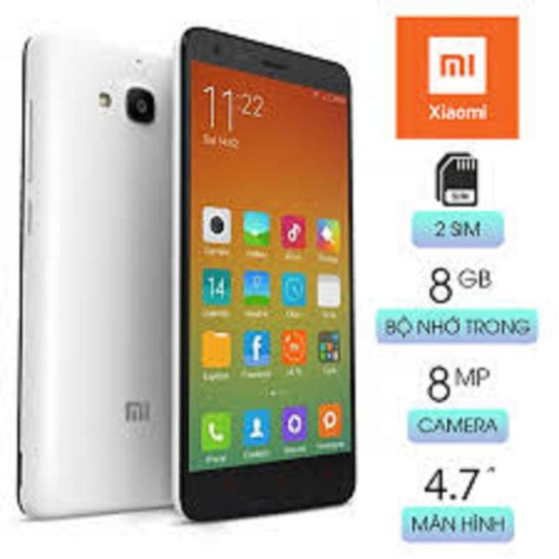 điện thoại Xiaomi Redmi 2 2sim mới Máy Chính Hãng - CHƠI LIÊN QUÂN MƯỢT