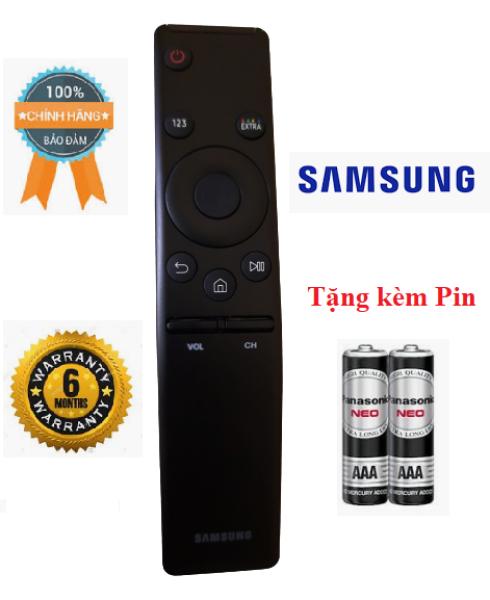 Bảng giá Điều khiển tivi Samsung Smart- Hàng chính hãng các dòng Samsung UA 32 40 43 49 50 55 QA65 4K KU NU RU Smart QLED