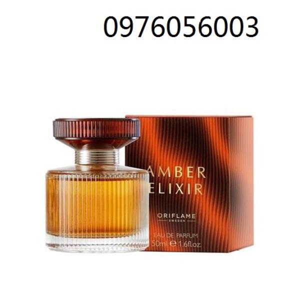 Nước hoa nữ amper elixir 11367  50ml