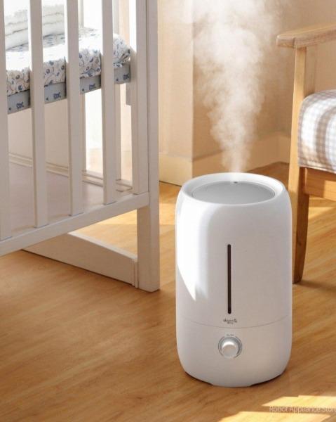✅ Máy tạo độ ẩm phun sương khử trùng UV thông minh DEERMA F800 💧5L ( dùng được tinh dầu ) [ 💯 HÀNG CHÍNH HÃNG]