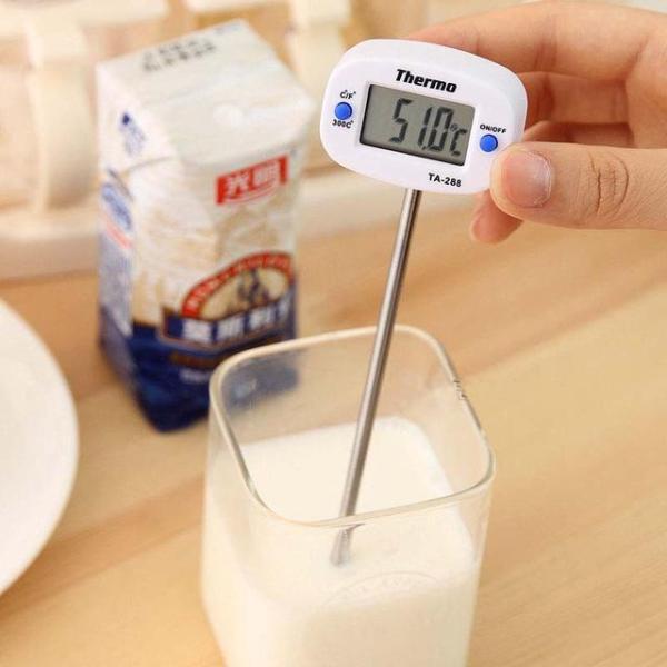 Nơi bán [GIẢM GIÁ SỐC] Nhiệt kế đo nhiệt độ nước, sữa, thực phẩm đa dụng