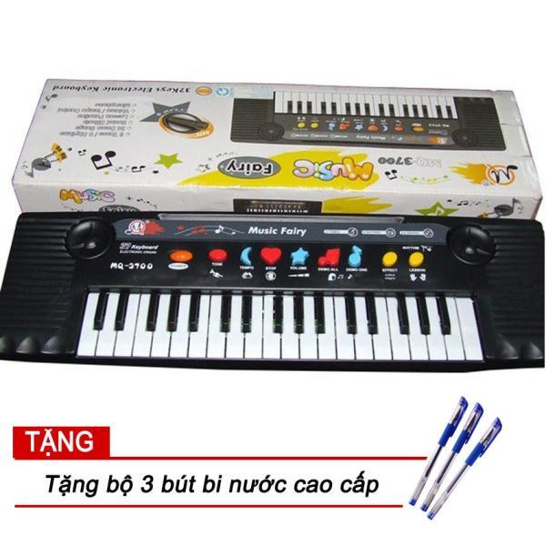 (Tặng Kèm 3 Bút Bi Nước) Đàn Organ MQ-3700 có mic cho bé học tập / Đàn Organ Có Míc Cho Bé MQ 3700