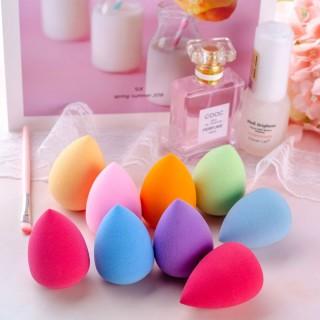 02 Mút trang điểm tán phấn tự nhiên hình quả trứng dễ tán đều và chống trôi phấn thumbnail
