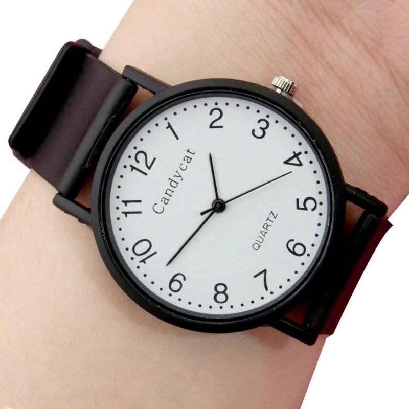 Nơi bán Đồng hồ đôi Candycat Đồng hồ cặp Đồng hồ nữ đẹp dong ho nu Đồng hồ thể thao - có bán kèm hộp đồng hồ giá 10k