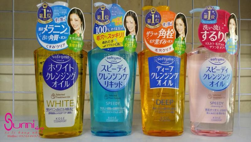 Dầu tẩy trang Kose Nhật Bản 230ML nhập khẩu