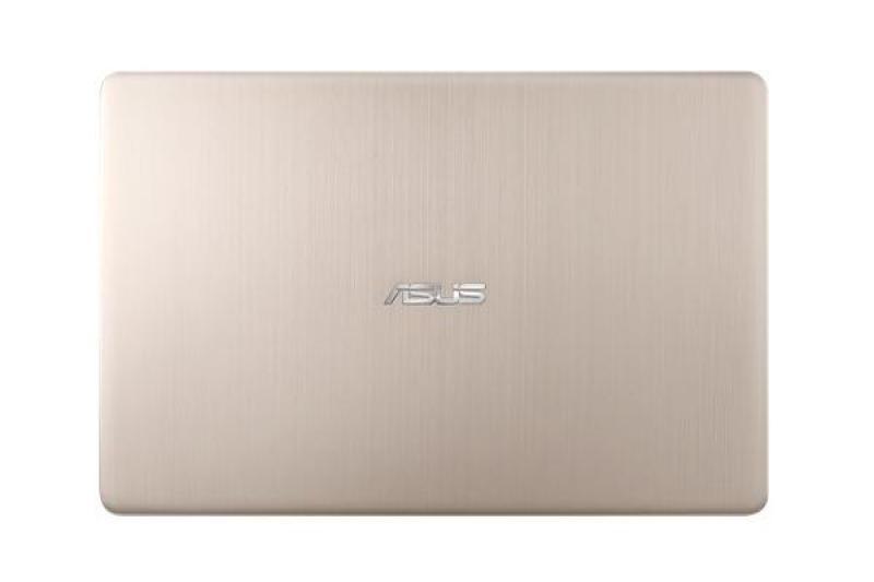 Laptop Asus S510UQ-BQ475T - i5 8250U - 4GB DDR4 - HDD 1TB - 15.6 inch (Gold) Vỏ nhôm