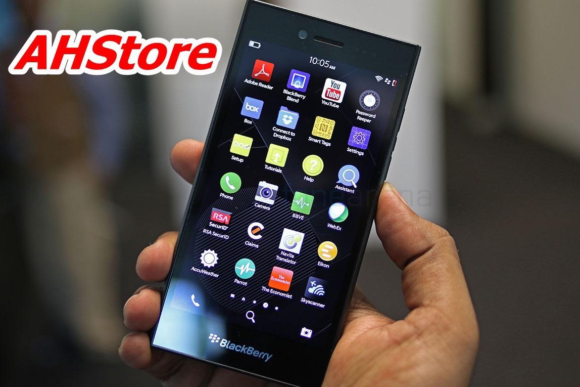 Điện thoại Blackberry LEAP Z20 - Tinh tế và phong cách