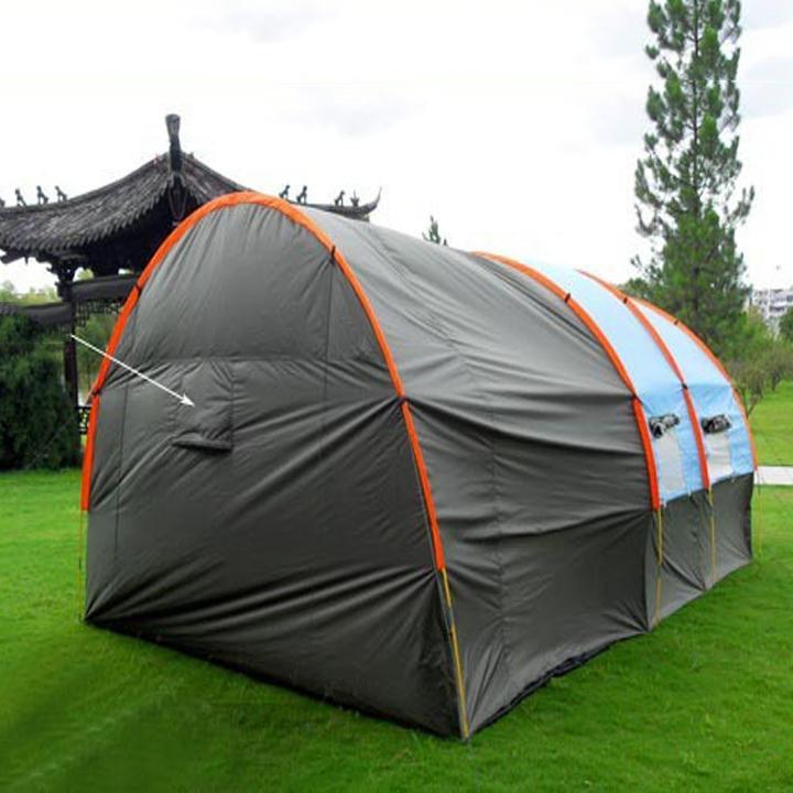 Lều Cắm Trại Cỡ Lớn 3 Phòng - Dành Cho 12 Người - 2